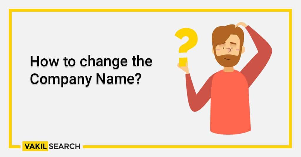 schimbare denumire firma